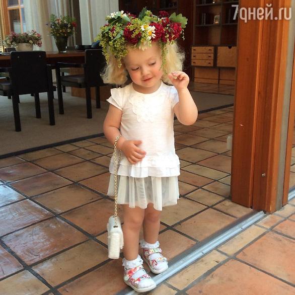 Снимок дочери Аллы Пугачевой…