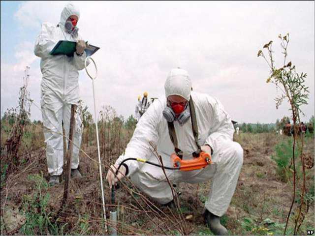 Страшное заявление ученых: Европа отравлена радиацией
