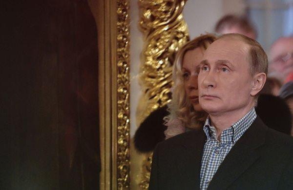 В Киеве ответили на предложение Путина передать корабли из Крыма