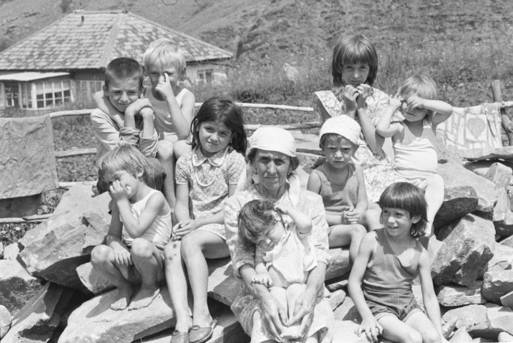 Детские лица  советской эпохи Советская эпоха, дети, история, лицо