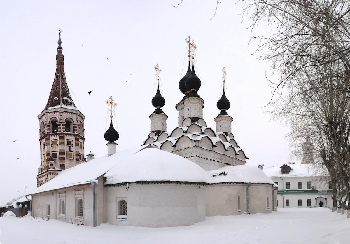 Суздаль — алмаз в золотом кольце России