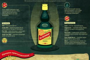 Мир виски. Инфографика
