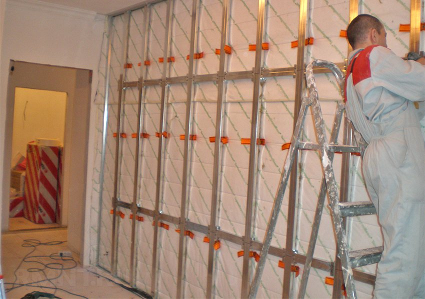 Шумоизоляция стен своими руками какие материалы требуются видео - Все Березники