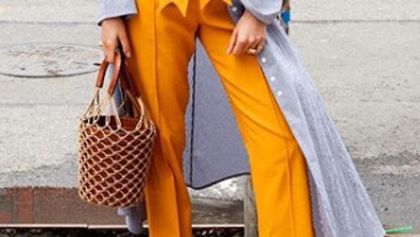 Инста-тренд: сумка-ведро ста…
