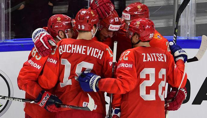 Пожрать-то любят: Сборная России по хоккею потратила €350 тыс. на икру и алкоголь