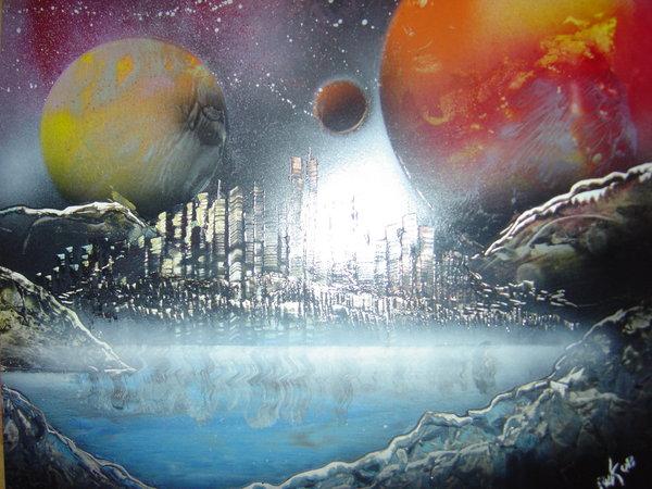 Картины Spray paint art Минск ВКонтакте