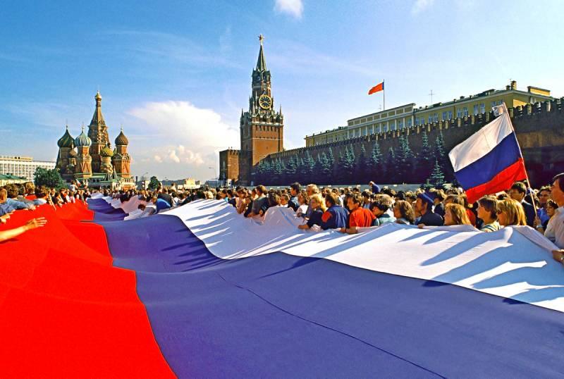Отказываясь от русских, Россия совершает роковую ошибку