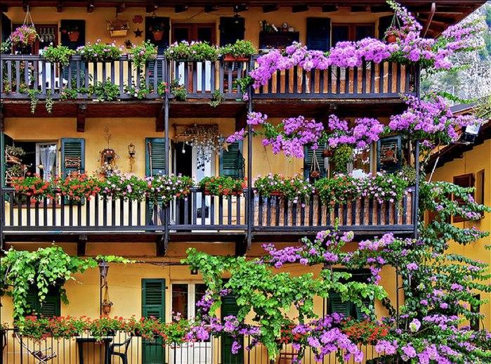 балконы, террасы, лоджии фото - 02