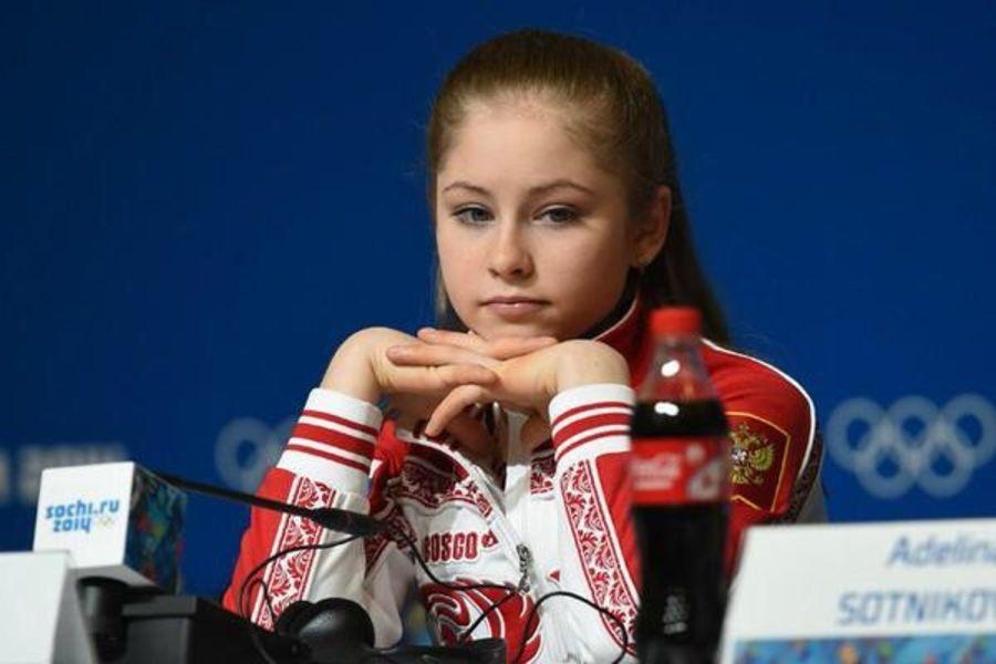 Юлия Липницкая уехала тренироваться в США