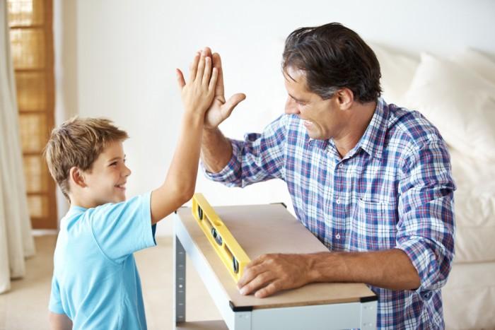 Если у вас есть сын. Советы родителям
