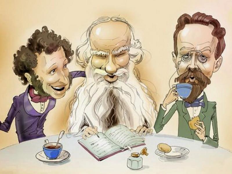 Интересные истории и факты из жизни выдающихся писателей истории, писатель