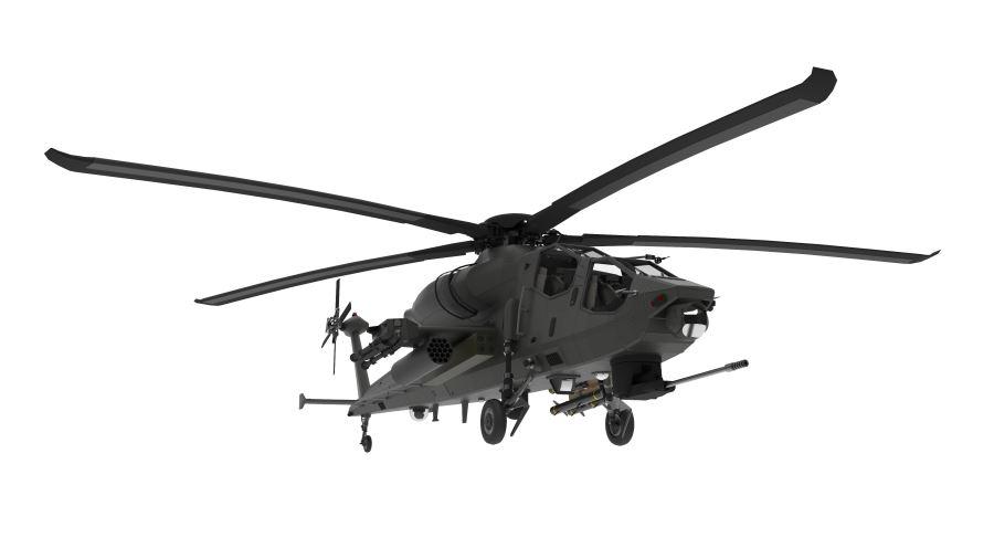 Контракт на создание турецкого тяжелого боевого вертолета