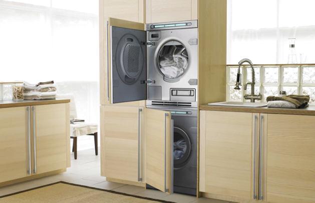 Куда поставить стиральную машину: 4 лучших варианта