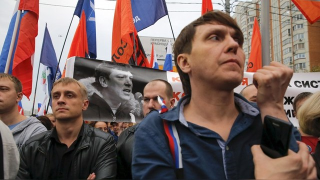 Contra Magazin: Репетиция «российского майдана» в Марьино - это провал