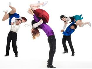 Основные виды современных танцев. Танец Линди Хоп