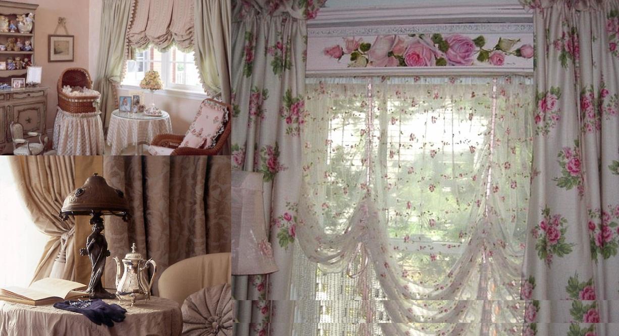 Что можно сделать из старых штор