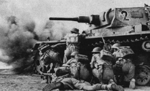 Вторая мировая война в Африке: как это помогло СССР