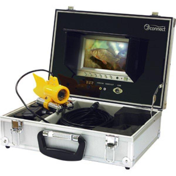 Зимняя подводная камера