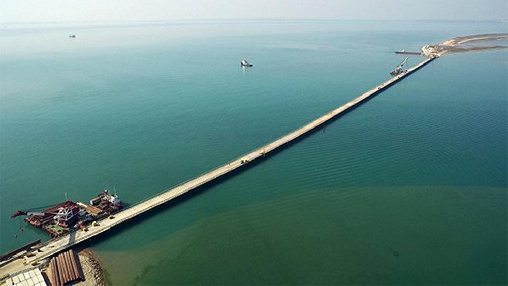 Запущен официальный сайт Крымского моста