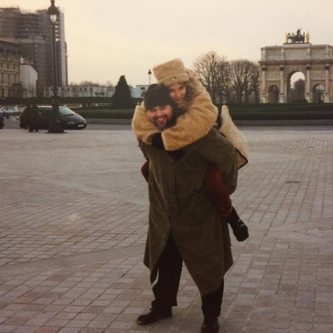 Максим Фадеев впервые показал жену, с которой прожил более 20 лет
