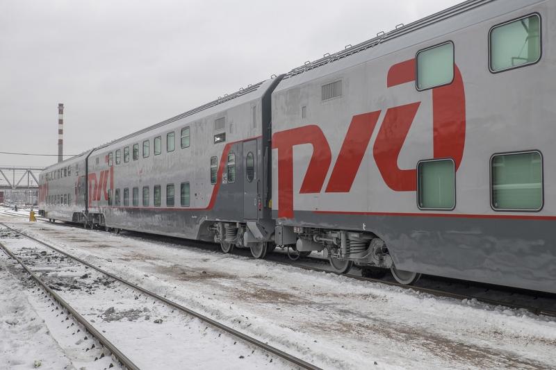 РЖД нас всех ещё удивят вагоны, москва, поезд, ржд, санкт-петербург