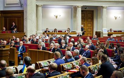 Рада запретила говорить на Украине по-русски