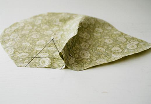 ежик и дикобраз из ткани. выкройка (4) (518x359, 318Kb)