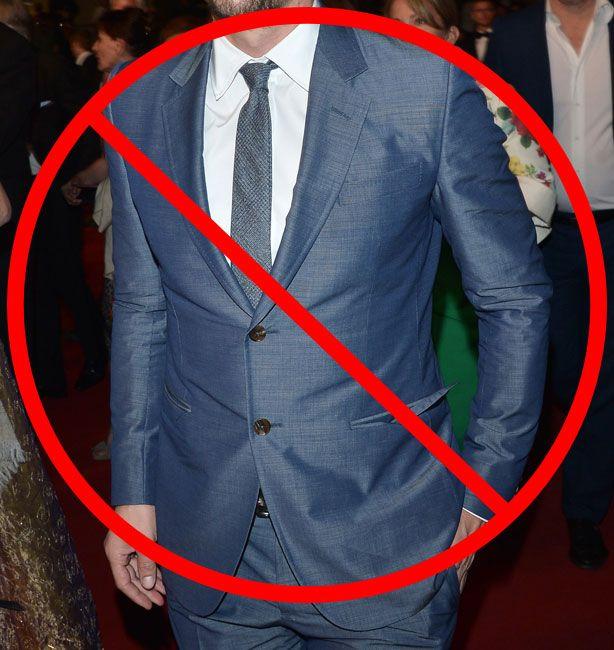 321Почему нельзя застегивать нижнюю пуговицу на пиджаке