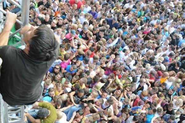 Правила поведения в толпе