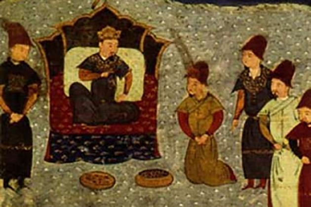 Монголия готова возместить ущерб Киеву при взятии Бату-ханом