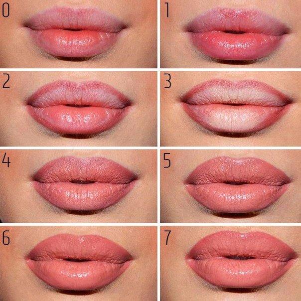 Как сделать карандаш для губ