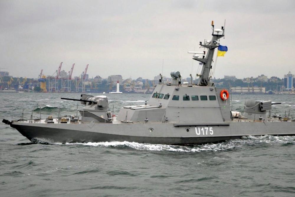 СМИ: ВМС Украины в Азовском …