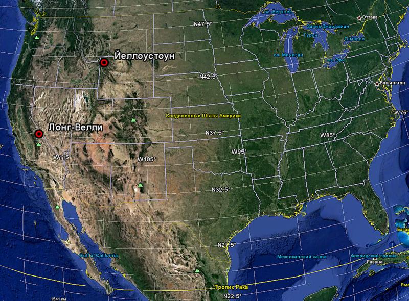 Вероятность катастрофического землетрясения в США резко возросла