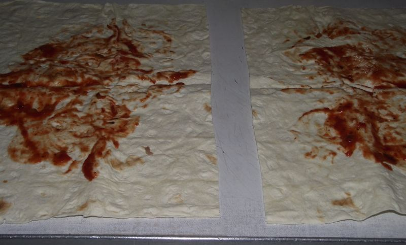 Очень вкусные пирожки из лаваша