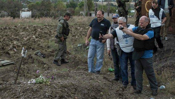 Джульетто Кьеза: Европа промолчит о захоронениях под Донецком