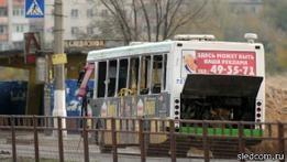 Автобус в Волгограде