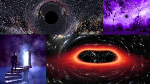 Конспирологическое: Земля вот уже 500 лет падает в черную дыру. 23.09.17 планета пройдет горизонт событий?