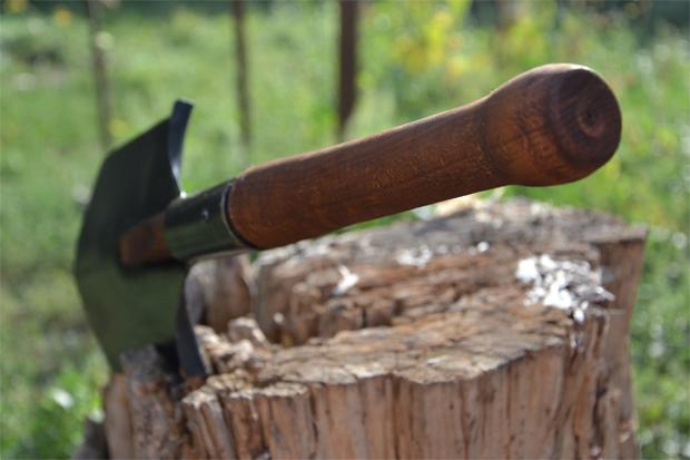 Саперная лопатка – друг солдата