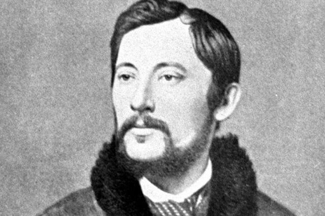 Константин Леонтьев.