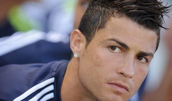 Криштиану Роналду самовольно покинул тренировку «Реала»