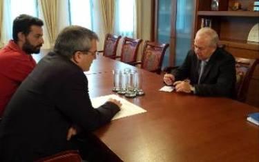 Греческие депутаты выразили протест послу Украины