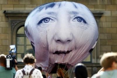 Junge Welt: Дорогие игры Меркель в антироссийские санкции