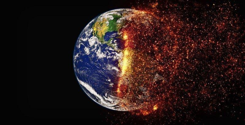 Мы все умрем: опубликован доклад о гибели человечества Мельбурн, доклад, засуха, изменение климата, миграция, ученые