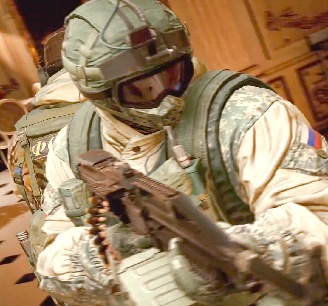 Бойцов Спецназа и ФСБ показали в новом ролике к игре Rainbow Six: Siege