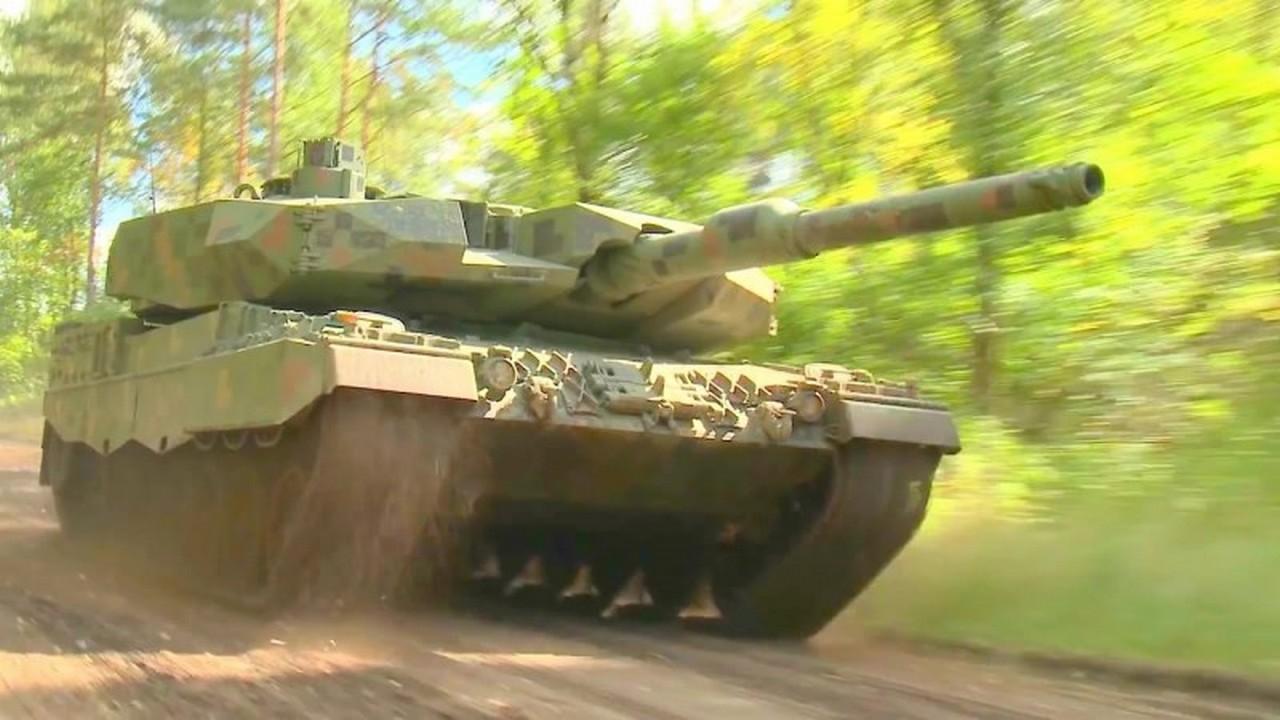 Зря стараются: российские «Корнеты» быстро сожгут немецкие «Леопарды»