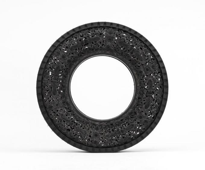 Узорные шины