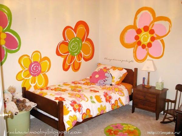 Декор комнаты своими руками фото инструкция
