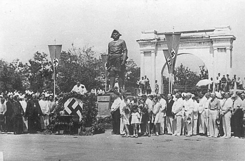 Таганрог. Памятник Петру Первому