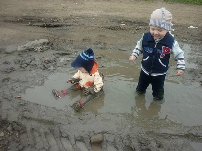 20 доказательств того, что жизнь с ребенком — это весело