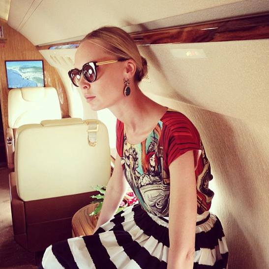 Ими гордится Россия:Жена единоросса Южилина похвасталась журналу Vogue платьями на 30 млн